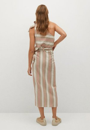 RAYITA-H - A-line skirt - ecru