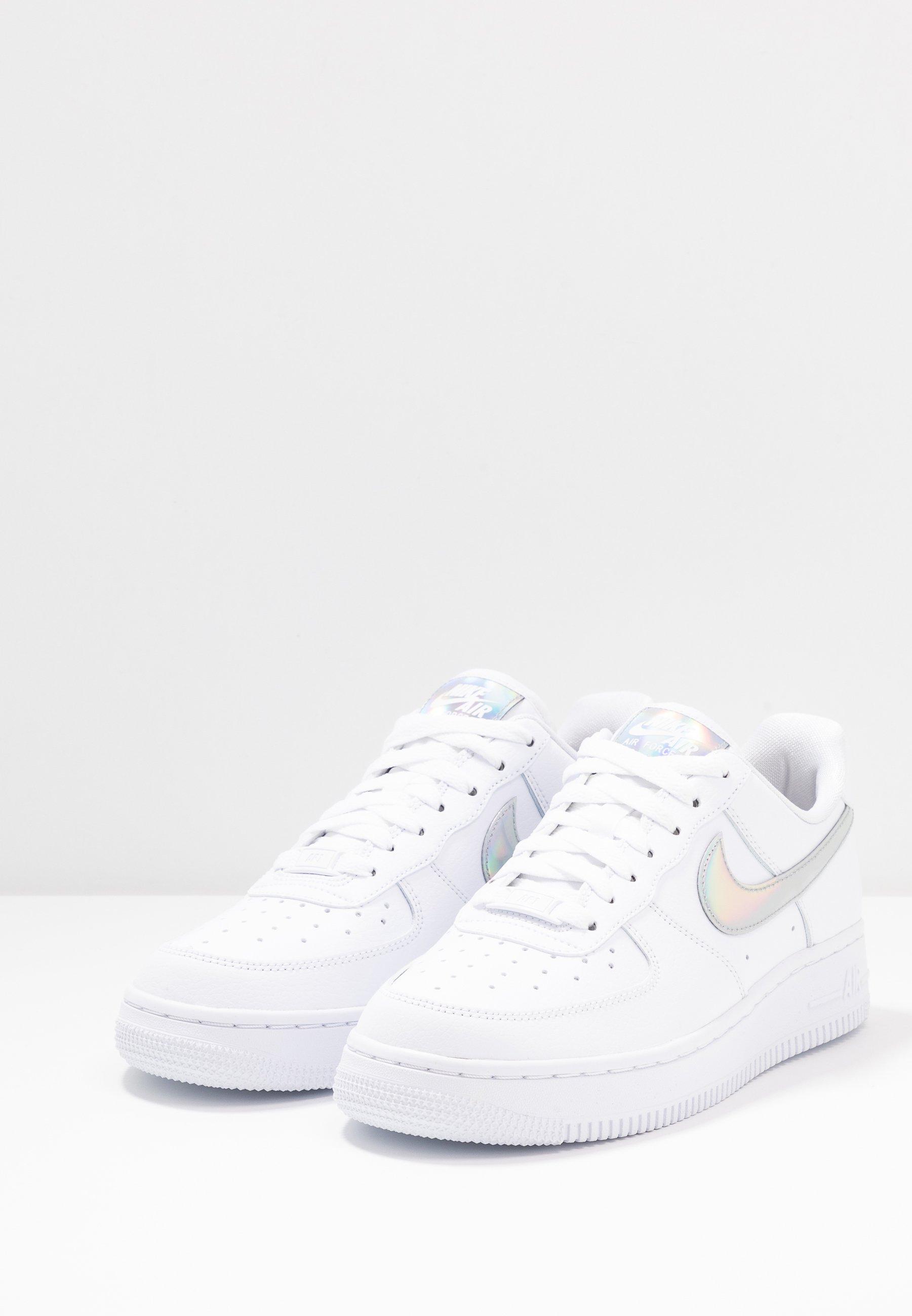 Nike Sportswear AIR FORCE 1 - Sneakers basse - white/bianco ...