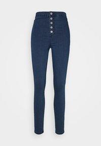 Vero Moda - VMJOY  - Jeans Skinny Fit - medium blue denim - 3