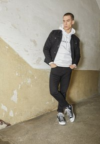 Denim Project - Slim fit jeans -  black - 1