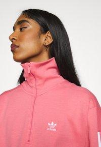 adidas Originals - LOCK UP - Sweatshirt - hazy rose - 3