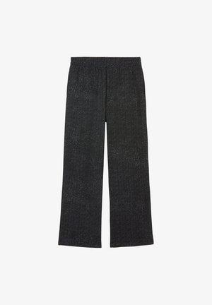 ORGANIC  - Trousers - black