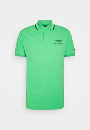 TIPPED - Poloshirt - hypa green