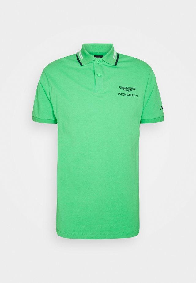 TIPPED - Polo - hypa green