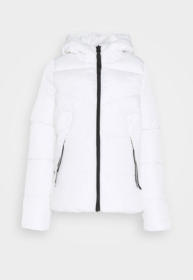 ONLMONICA PLAIN JACKET  - Välikausitakki - bright white