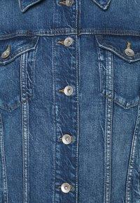 Marks & Spencer London - Jeansjakke - blue - 2