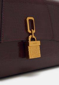 ALDO - CHIREDER - Handbag - dark red - 4