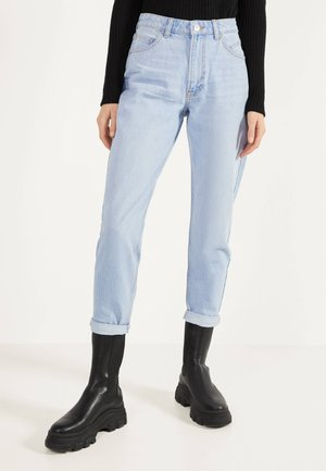 MOM - Straight leg jeans - blue denim