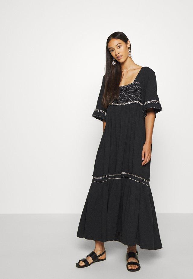 I'M THE ONE - Maxi dress - black