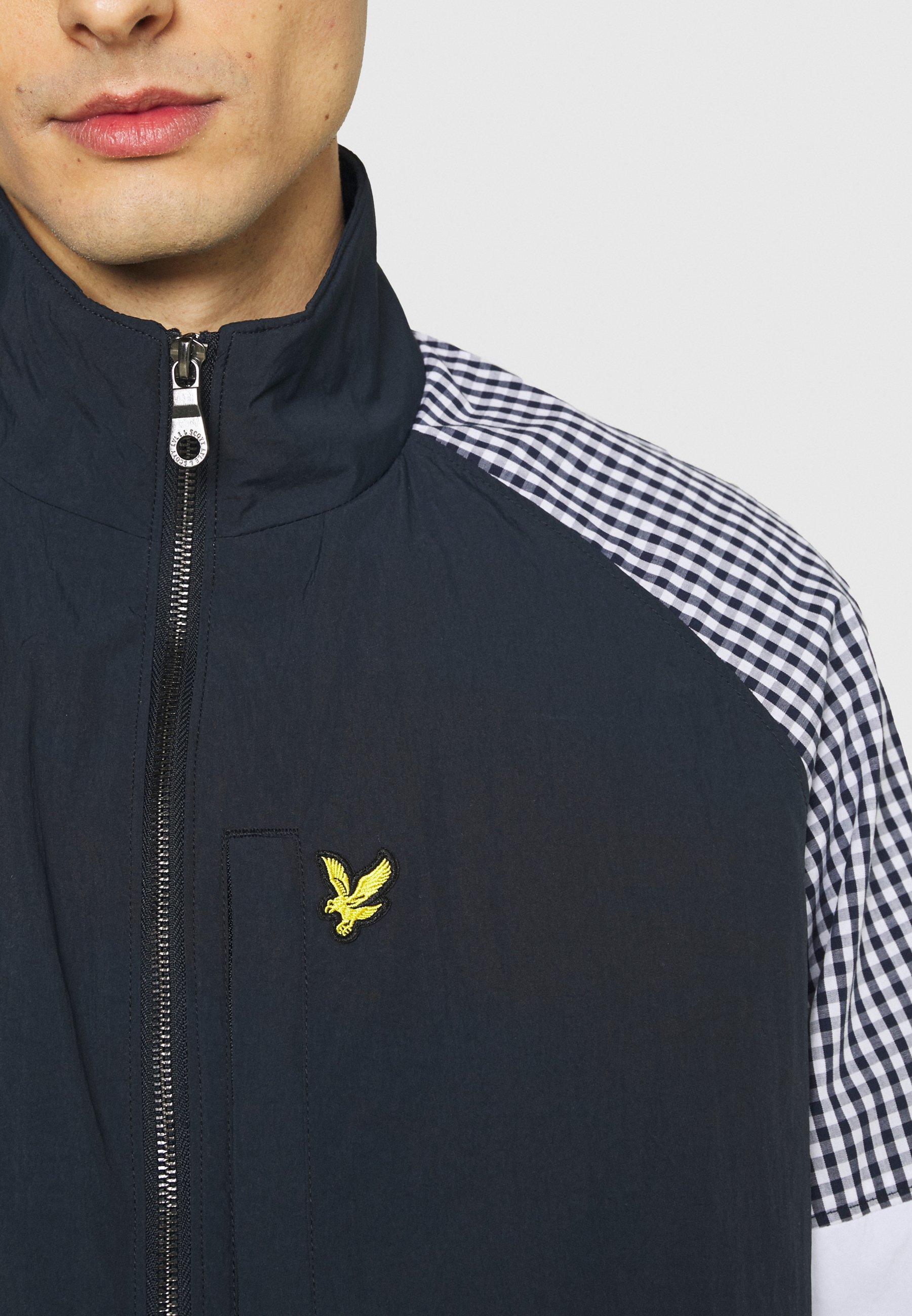 Men MIX TRACK JACKET - Training jacket