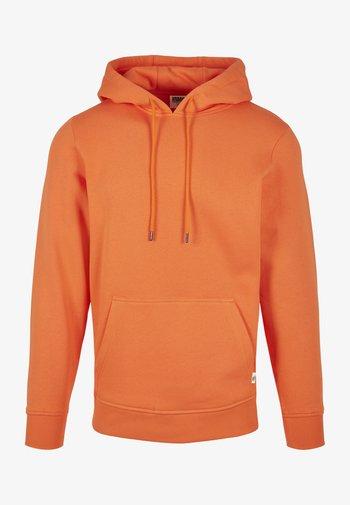 Luvtröja - orange