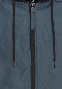Hollister Co. - BOMBER - Summer jacket - navy - 2