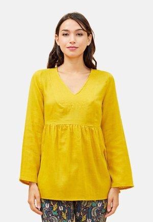 GOLMA - Tunic - yellow