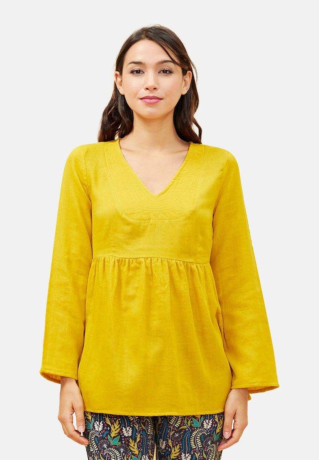GOLMA - Tuniek - yellow