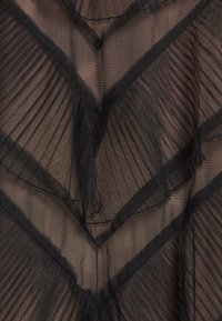 TWINSET - GONNA LUNGA BALZE - A-line skirt - nero - 5