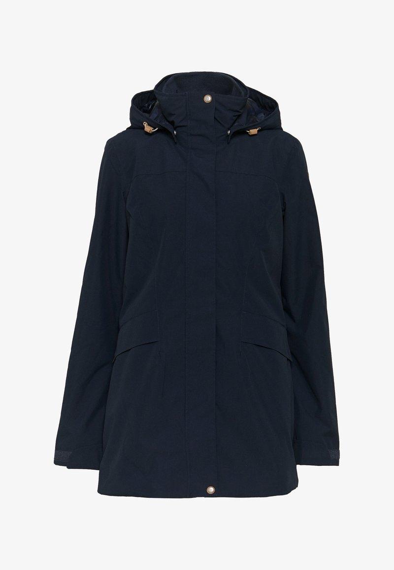 Icepeak - ALICEVILLE - Winter coat - dark blue