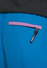 Obey Clothing - EASY RELAXED TREK  - Shortsit - blue beat - 4
