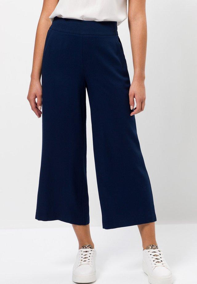 Trousers - desert night blue