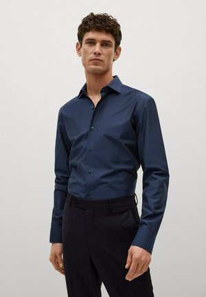 EMERITOL SLIM FIT  - Zakelijk overhemd - dunkles marineblau