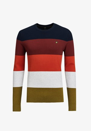 Jumper - multi-coloured