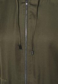 comma casual identity - LANGARM - Summer jacket - khaki - 2