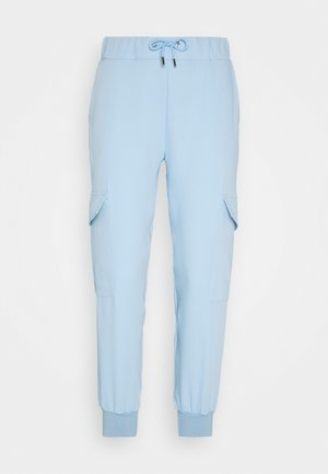 PANTS - Trousers - blue