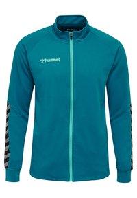 Hummel - HMLAUTHENTIC - Training jacket - celestial - 0