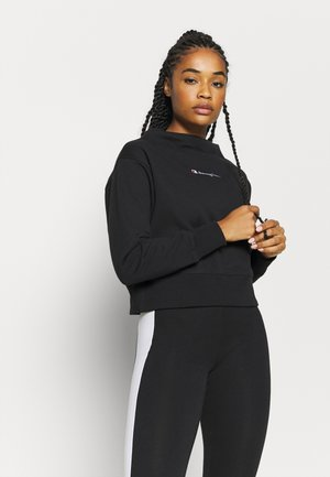 HIGH NECK ROCHESTER - Sweatshirt - black