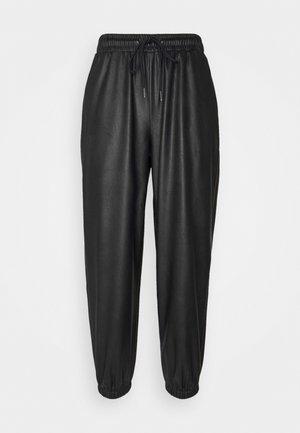 PCGALINA PANTS - Trousers - black