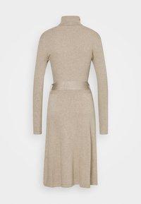 Anna Field - Jumper dress - tan - 6