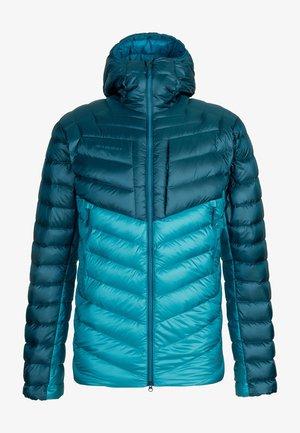 BROAD PEAK  - Winter jacket - sapphire-wing teal