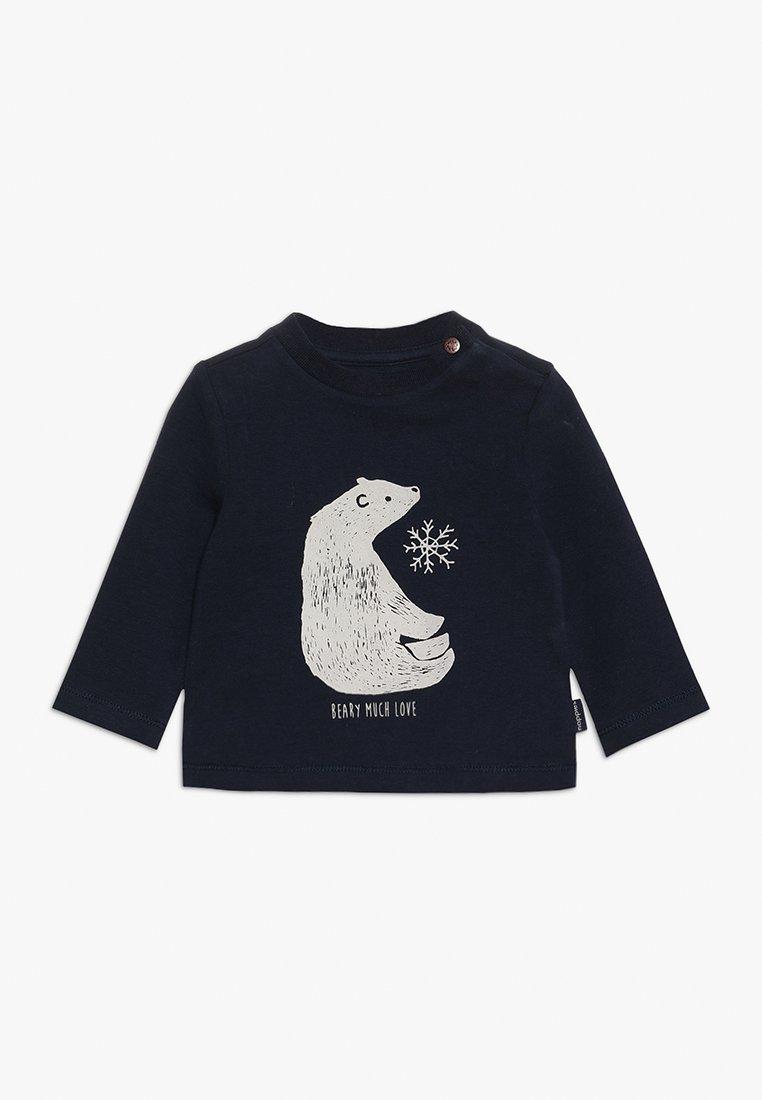 Noppies - TEE REGULAR BURBANK BABY - Långärmad tröja - dark sapphire