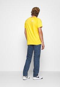 Levi's® - 502™ TAPER - Jeans straight leg - stonewash stretch t2 - 2
