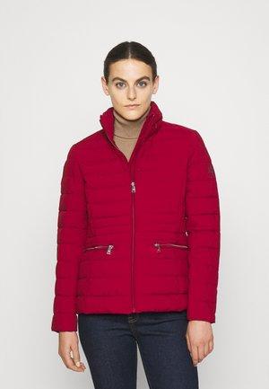 INSULATED - Down jacket - chili