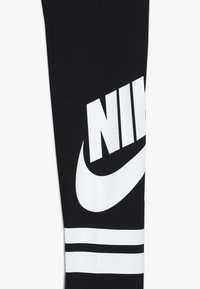Nike Sportswear - FAVORITE  - Leggings - black/white - 3