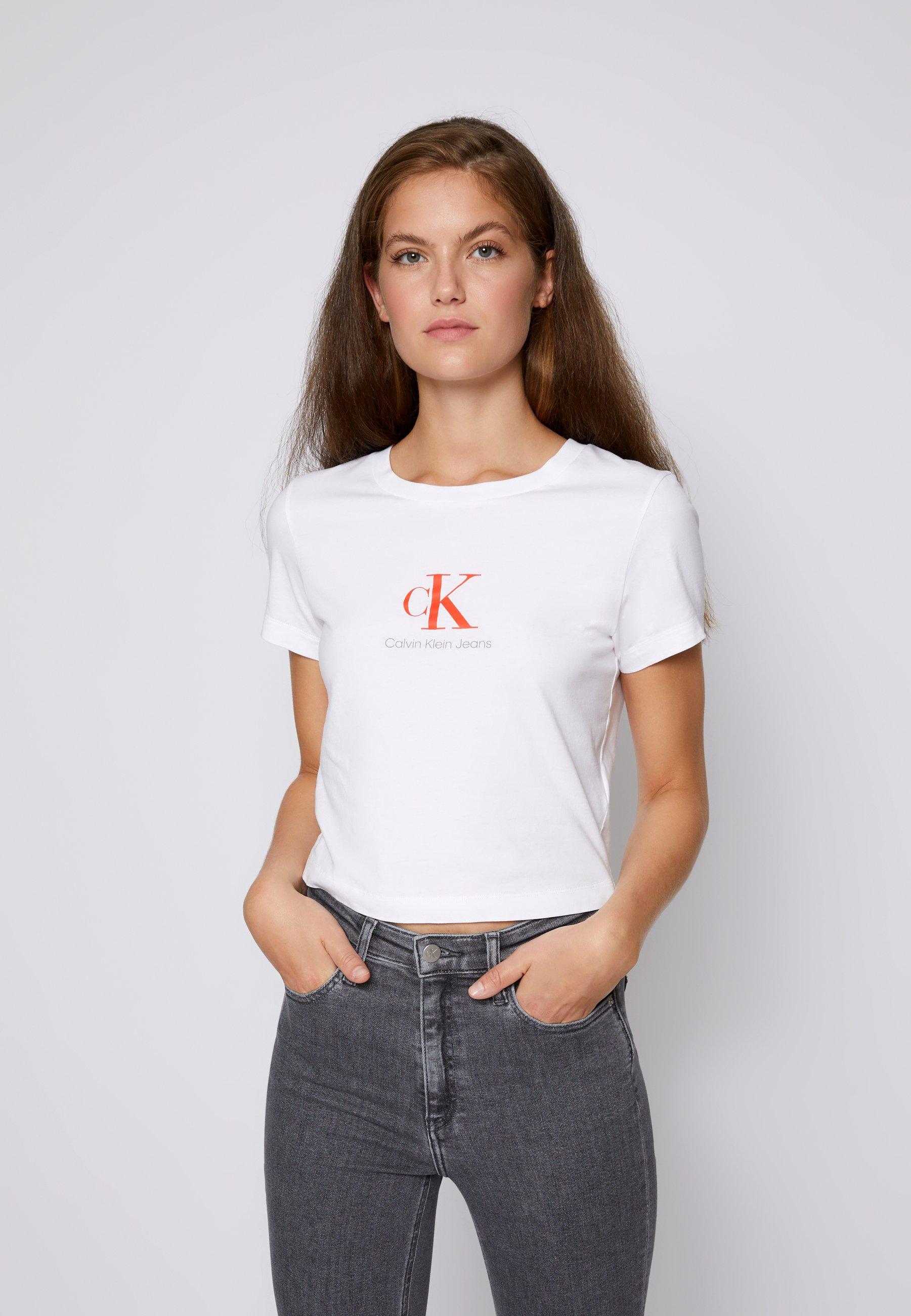 Damen BABY TEE - T-Shirt print