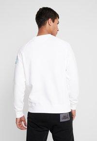 Best Company - CREW NECK RAGLAN - Sweater - bianco - 2