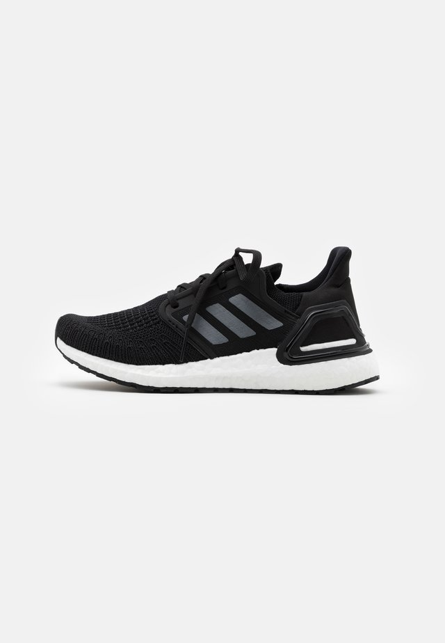 ULTRABOOST 20  - Juoksukenkä/neutraalit - core black/night metallic/footwear white