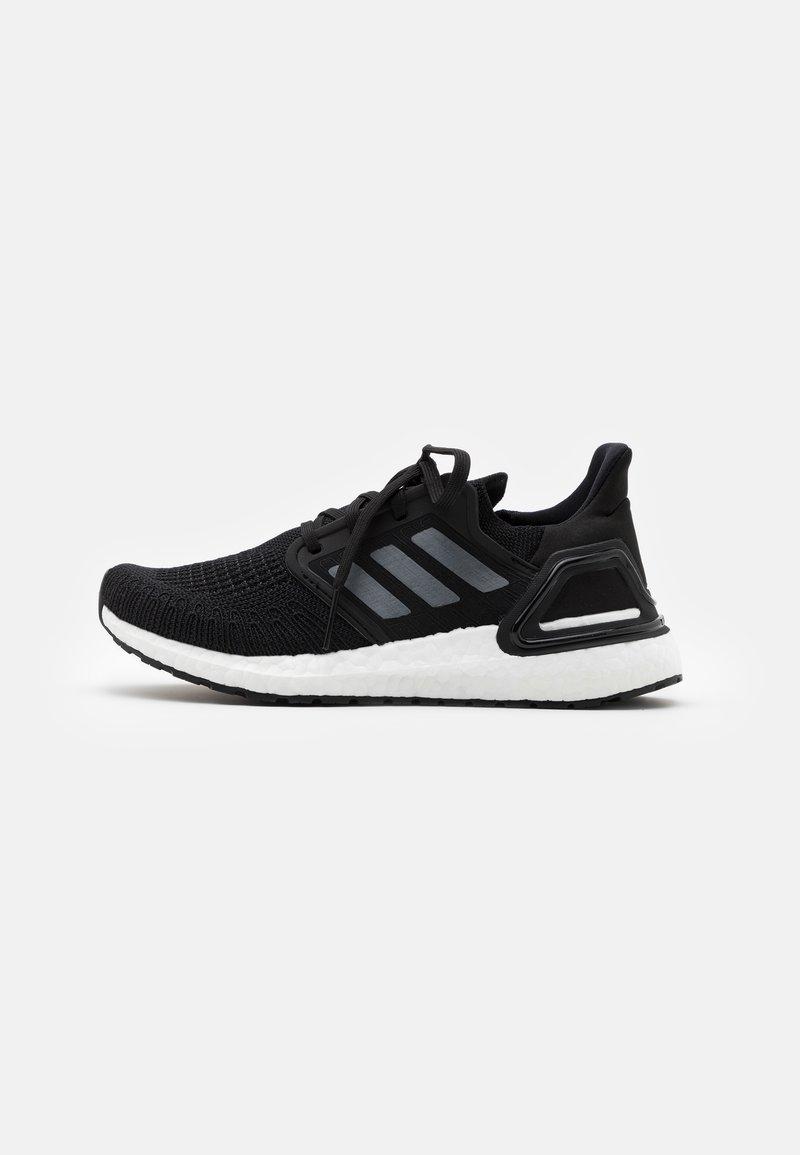 adidas Performance - ULTRABOOST 20  - Nøytrale løpesko - core black/night metallic/footwear white