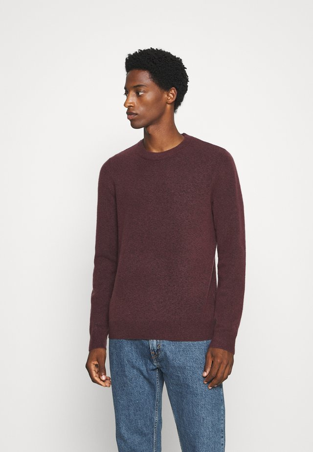 HERBERT - Jumper - dark red