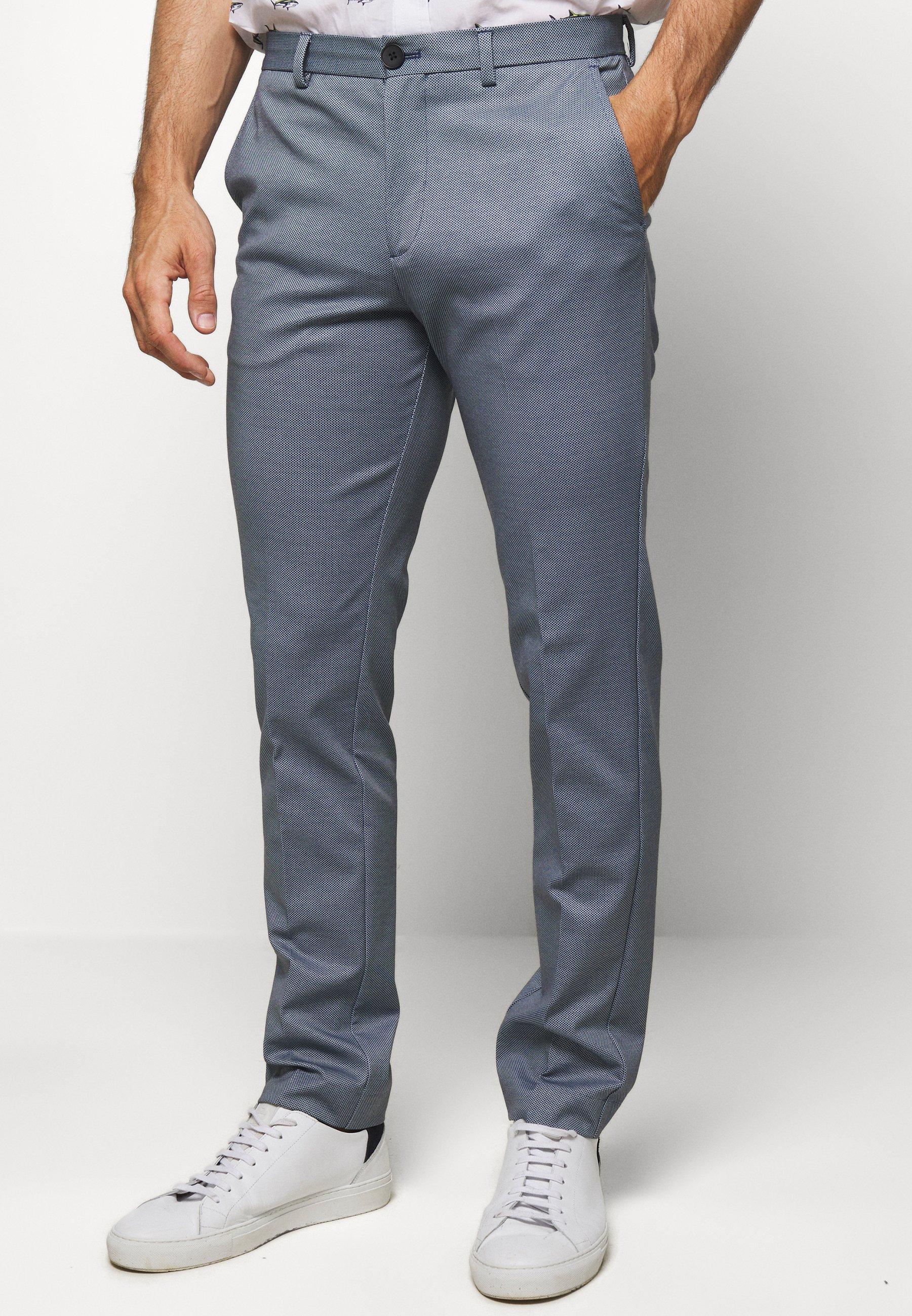 Homme SLHSLIM-AIDEN - Pantalon classique