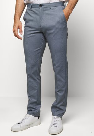 SLHSLIM-AIDEN - Pantalones - light blue