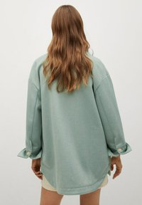 Mango - CAKE - Button-down blouse - mint green - 2