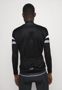 8848 Altitude - CHERIE JACKET LEOPARD - Training jacket - black - 2