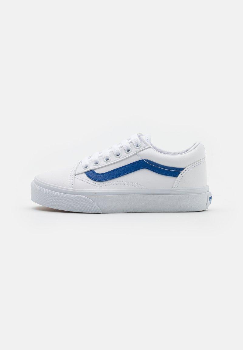 Vans - OLD SKOOL UNISEX - Sneakers laag - nautical blue/true white