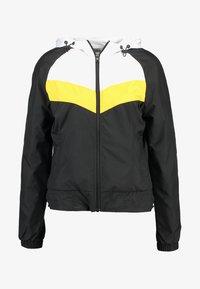 black/white/chrome yellow