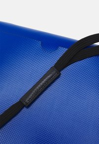 Marni - TRIBECA POUCH UNISEX - Across body bag - black/royal - 4