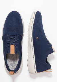 Clarks - STEP URBAN MIX - Sneakers laag - navy - 1