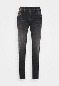 Replay - ANBASS HYPERFLEX BIO - Slim fit jeans - black - 5