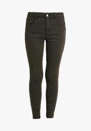 ONLBLAIR MID ANKLE PANT - Jeans Skinny Fit - black olive